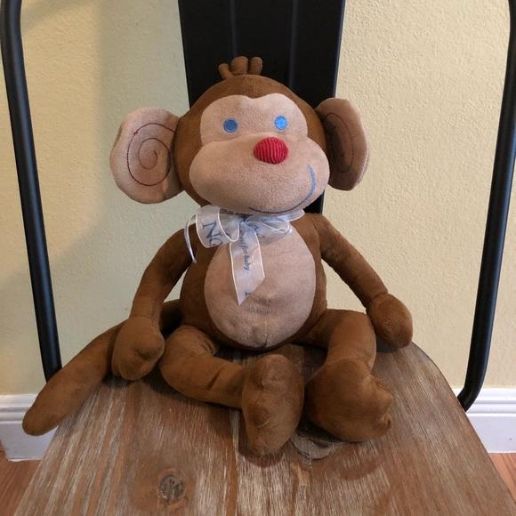 nojo Other | Jungle Babies Brown Milton Monkey Plush | Poshmark